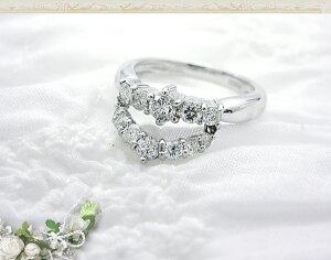 ティアラ ダイヤモンド ピンキーリング ファッション ジュエリー アクセサリー ティアラリング