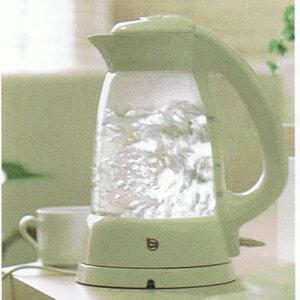 C3 ガラスケトル (ポット,湯沸し機) 型番: C17K 【nishi3-0917】