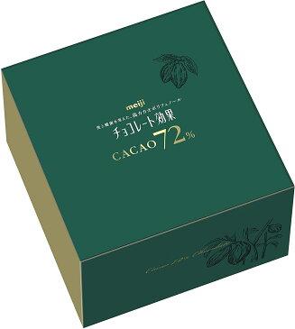 【Go In Eat】明治 チョコレート効果カカオ72%大容量ボックス 1kg