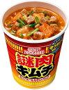 【Go In Eat】日清 カップヌードル 謎肉キムチ 76g ×20個