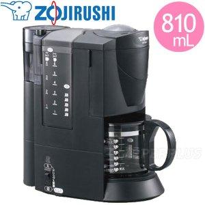 象印 コーヒーメーカー 珈琲通 容量810mL (ミル付き) ブラック EC-VL60-BA