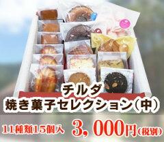 【5000円以上で送料無料】チルダ焼き菓子セレクション(中)
