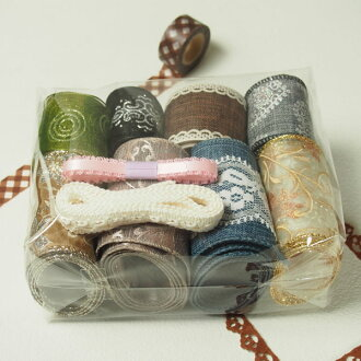 Assorted Ribbon set L