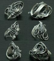 DualFlow[Stream鳳凰ring](シルバーアクセサリー/シルバーアクセ/シルバー/シルバー925/Silver925/銀/デュアルフロウ/リング/指輪/メンズ/レディース/ユニセックス/鳳凰/フェニックス)
