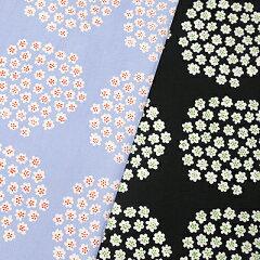 【ルネ・デュー】生地 marimekko マリメッコ Puketti プケッティ 10cm 布・クロス
