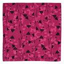 コトノワ × ヘイニ・リータフフタ風呂敷 50×50 サイズ シニケロ ピンク