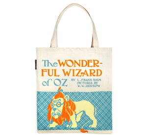 [Out of Print] L. Frank Baum / The Wonderful Wizard of Oz Tote Bag