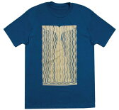 【Out of Print】 Herman Melville / Moby-Dick Tee [Gilded] (Cool Blue)