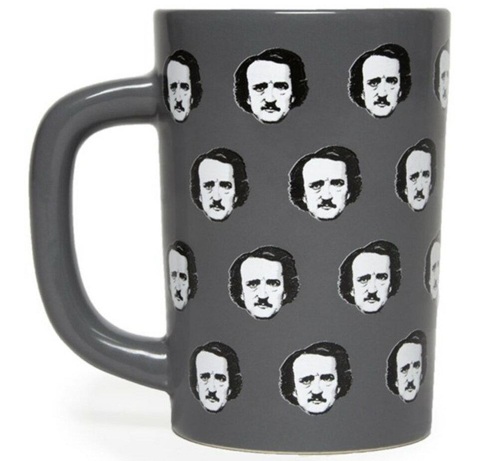 [Out of Print] Edgar Allan Poe / Poe-ka Dots Mug画像