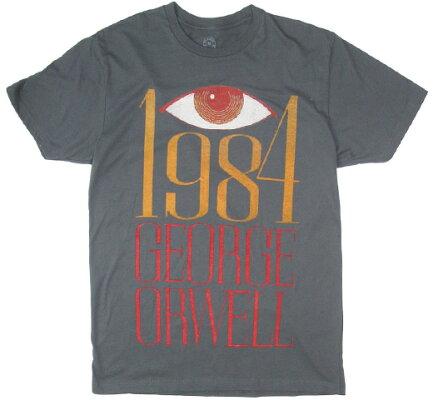 ジョージオーウェル tシャツ 1984