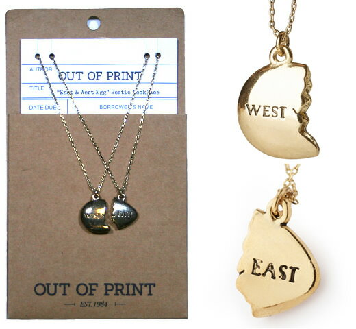lury | Rakuten Global Market: East and West Egg Necklace (The ...