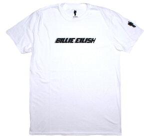 Billie Eilish / Racer Logo Tee (White)