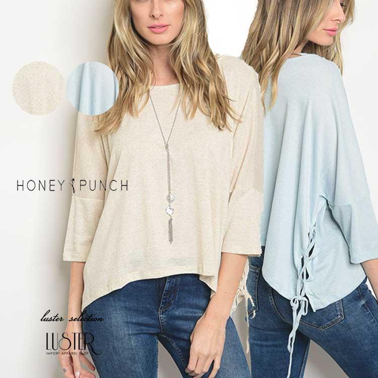 トップス, Tシャツ・カットソー SS20HONEY PUNCH LA 20 30 40 4580