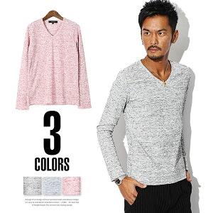 BITTER・メンズ・長袖・Tシャツ・ロンt