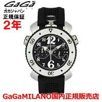 【国内正規品】【売れ筋】GaGaMILANOガガミラノ腕時計メンズレディース時計CHRONOSPORTS45MMクロノスポーツ45mm7010.08【10P09Jan16】