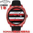 【国内正規品】ROMAGO DESIGN ロマゴ デザイン メンズ レディース 腕時計 Superleger RM049/スーパーレジャー RM049-0429ST-RD