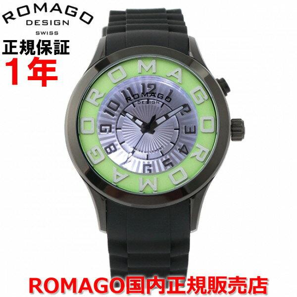 腕時計, レディース腕時計 ROMAGO DESIGN Attraction RM067-0162PL-BKGR