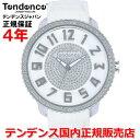 【5%OFFクーポン付】【お好きなノベルティーをプレゼント!!】【国内正規品】Tendence テンデンス 腕時計 ウォッチ メンズ レディース GLAM47 グラム47 TY430142