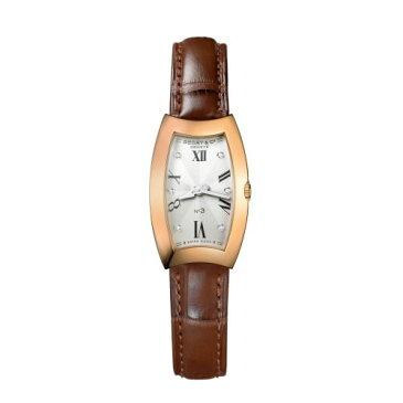 スペアストラッププレゼント!!【国内正規品】BEDAT&Co ベダ&カンパニー 腕時計 ウォッチ レディース No3 Collection B384.400.109