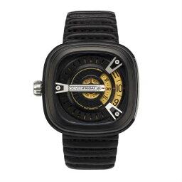 【国内正規品】【売れ筋】 SEVEN FRIDAY/セブンフライデー 機械式腕時計 メンズ レディース 時計 M2-01 【10P03Dec16】