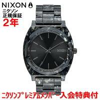 【国内正規品】☆レビューをご記入いただいたお客様にNIXONオリジナルノベルティをプレゼント!!☆NIXONニクソン腕時計メンズレディースTimeTellerAcetate/タイムテラーNA3272185-00【10P26Mar16】