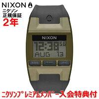 【国内正規品】☆レビューをご記入いただいたお客様にNIXONオリジナルノベルティをプレゼント!!☆NIXON/ニクソン腕時計メンズComp38mm/コンプNA4081089-00【P08Apr16】