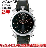 【国内正規品】【売れ筋】GaGaMILANOガガミラノ腕時計メンズレディース時計MANUALETHIN46MMマニュアーレシン46mm5090.02SWISSMADE【P11Sep16】