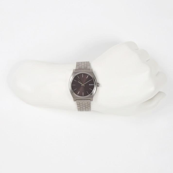 【国内正規品】NIXON ニクソン 腕時計 メンズ レディース Time Teller 37mm タイムテラー NA0452985-00