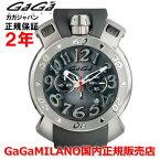 【国内正規品】GaGaMILANOガガミラノ腕時計メンズレディース時計MANUALECHRONOマニュアーレクロノ48mm8010.01