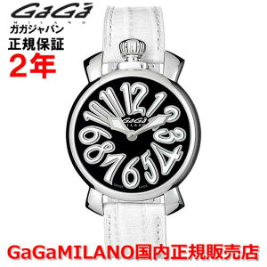 [国内正品] Gaga Milano手表女士MANUALE 35MM SLIM Manuale 35mm 6020.06LT