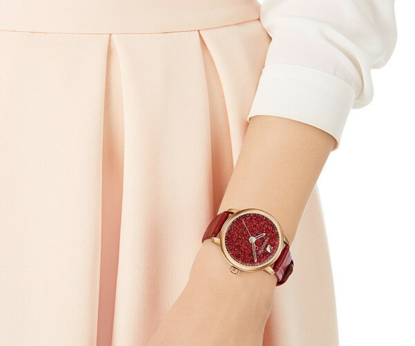 【国内正規品】スワロフスキー/SWAROVSKI 腕時計 女性用/レディース クリスタルラインアワー/CRYSTALLINE HOURS 5295380