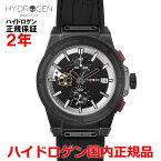 【国内正規品】HYDROGENハイドロゲンメンズ腕時計クオーツOTTOCHRONOSKULLオットークロノスカルHW514415
