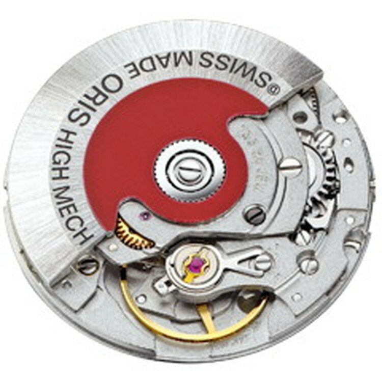 【国内正規品】 ORIS オリス クロノリス デイト 39mm Chronoris Date メンズ 腕時計 自動巻き ラバーベルト ブラック文字盤 黒 01 733 7737 4054-07 4 19 01FC