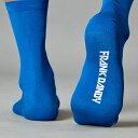 【送料込み1000円ポッキリ】 FRANK DANDY 靴下 メンズ おしゃれ ソックス Bamboo Socks Solid NauticalBlue(Nブルー)フランクダンディー 【正規品】【楽ギフ_包装選択】【あす楽】誕生日 プレゼント ギフト ラッピング 無料^^彼氏 父 ロングヒット