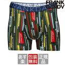 【2枚で送料無料】【レビューで5%OFF】FRANK DANDY/Pen Stripe Boxer (グリーン)【hade】【正規品】【レビューで5%OFF】【楽ギフ_包装選択】【あす楽】ボクサーパンツ誕生日 プレゼント ギフト ラッピング 無料 ^^彼氏 父 ロングヒット