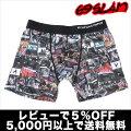 【送料無料】Gravevaultグレーブボールト/NewIchimatsuローライズ(ブラック×グレー)【suit】【cool】【chemi】