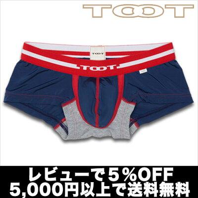 TOOT トゥート/Neo Nylonナノボクサー(ネイビー)[メンズ]【5,000円以上で送…