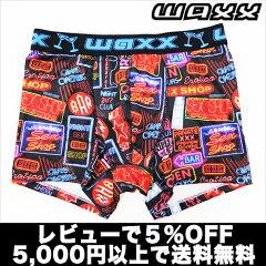 WAXX ワックス メンズ ボクサーパンツ かっこいい 派手 ワイルド セクシー おしゃれWAXX/Sexs...