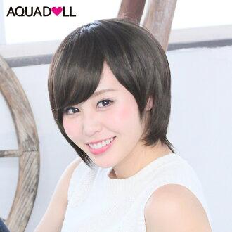 Wigs Extensions AQUADOLL | Small face Shiny Bob wig [wg064]
