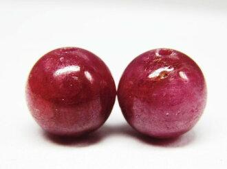 Power Stone beads Ruby 10 mm/1 grain