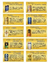 プレミアムビール&クラフトビール10種ギフトセット