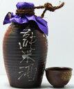 【陶器のボトル】富久駒 純米越前焼 500ml*【清酒】<日本酒 ギフト プレゼント Gift 贈答品 内祝い お返し お酒>