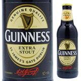 【アイルランドビール】ギネス・瓶 330ml<お酒 ギフト 瓶ビール 小瓶 お中元 ギフト プレゼント Gift お酒>