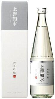 白瀧上善如水純米吟醸720ml<日本清酒禮物禮物Gift禮品酒酒>