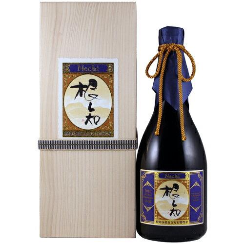 渡辺酒造店『根知男山Nechi 根知谷産五百万石特等米 日ノ詰』