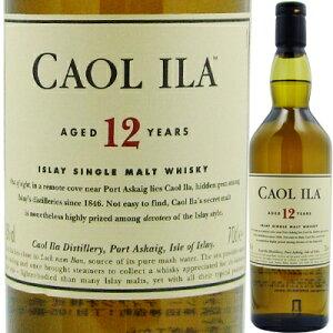 カリラ 12年 700ml*【シングルモルトウィスキー】<ウイスキー お酒 父の日 ギフト プレゼント Gift 贈答品 内祝い お返し お酒>