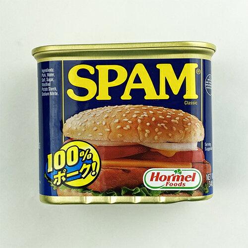 SPAM スパム 340g ポーク ランチョンミート 韓国 食品 料理 食材 豚肉 加工品 缶詰