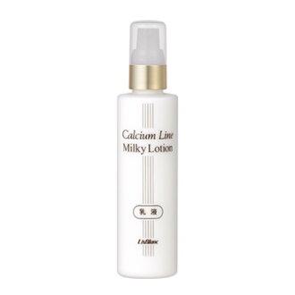 LeBlanc medicinal カルシウムミルキー lotion 120 ml sample flaked-