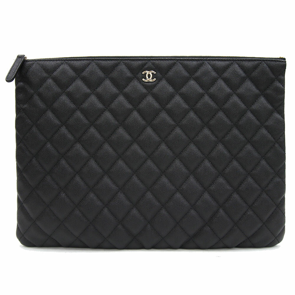 CHANEL quilted clutch A82552 CHANEL