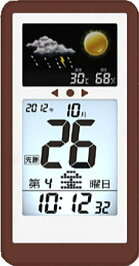電波掛け時計アデッソ製デジタルTCA-077掛置兼用【楽ギフ_包装選択】【あす楽対応】【t-h】